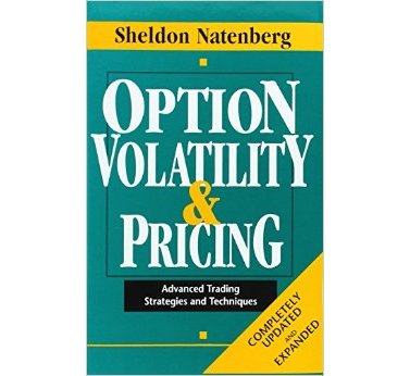 Option Volatility & Pricing Book Cover
