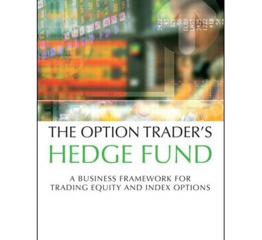 The Option Trader's Hedge Fund Book Cover