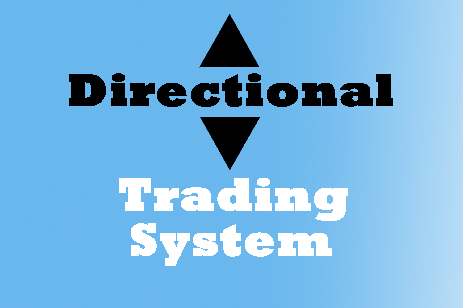 Directional Trading System